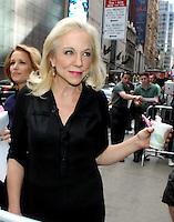 June 26, 2012 Brett Butler at Good Morning America in New York City to talk about her new FX TV series Anger Management. © RW/MediaPunch Inc. *NORTEPHOTO*<br /> **SOLO*VENTA*EN*MEXICO** **CREDITO*OBLIGATORIO** *No*Venta*A*Terceros* *No*Sale*So*third* *** No Se Permite Hacer Archivo** *No*Sale*So*third*©Imagenes con derechos de autor,©todos reservados. El uso de las imagenes está sujeta de pago a nortephoto.com El uso no autorizado de esta imagen en cualquier materia está sujeta a una pena de tasa de 2 veces a la normal. Para más información: nortephoto@gmail.com* nortephoto.com.