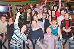 Ringing  in the new Year with an Oscar's Night party at Tanker's Bar Listowe;l on Saturday night last.
