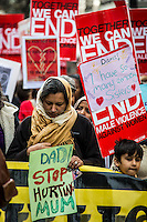 "08.03.2014 - ""Million Women Rise 2014"""