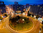 Plaza España, Calle Mesa y Lopez. Las Palmas de Gran Canaria. ©Juan Naharro Gimenez