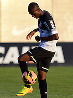 SÃO PAULO,SP, 30 julho 2013 -   Igor durante treino do Corinthians no CT Joaquim Grava na zona leste de Sao Paulo, onde o time se prepara  para para enfrentar o Gremio pelo campeonato brasileiro . FOTO ALAN MORICI - BRAZIL FOTO PRESS