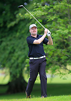 Liam Bowler (Wexford GC) on the 2nd tee during Round 1 of the Titleist &amp; Footjoy PGA Professional Championship at Luttrellstown Castle Golf &amp; Country Club on Tuesday 13th June 2017.<br /> Photo: Golffile / Thos Caffrey.<br /> <br /> All photo usage must carry mandatory copyright credit     (&copy; Golffile | Thos Caffrey)
