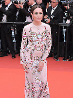 Cannes France May 12 2016 Elsa Zylberstein attends the Money monster Premiere at the Palais des Festival During the 69th Annual Cannes Film Festival