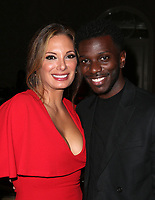 BEVERLY HILLS, CA - OCTOBER 12: ***HOUSE COVERAGE***  Alex Meneses and Bernard David Jones at the Eva Longoria Foundation Gala at The Four Seasons Beverly Hills in Beverly Hills, California on October 12, 2017. Credit: Faye Sadou/MediaPunch