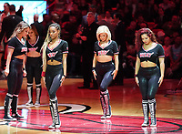 Miami Heat Dancers - 22.01.2020: Miami Heat vs. Washington Wizards, American Airlines Arena