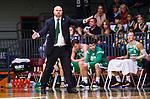 S&ouml;dert&auml;lje 2014-10-01 Basket Basketligan S&ouml;dert&auml;lje Kings - Norrk&ouml;ping Dolphins :  <br /> S&ouml;dert&auml;lje Kings tr&auml;nare headcoach coach Vedran Bosnic gestikulerar<br /> (Foto: Kenta J&ouml;nsson) Nyckelord:  S&ouml;dert&auml;lje Kings SBBK T&auml;ljehallen Norrk&ouml;ping Dolphins portr&auml;tt portrait