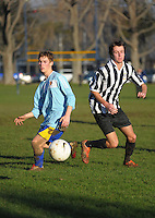 140614 Otago Club Football - University v Northern Senior Division Three