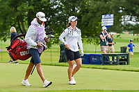 Nuria Iturrioz (ESP) heads down 12 during the round 1 of the KPMG Women's PGA Championship, Hazeltine National, Chaska, Minnesota, USA. 6/20/2019.<br /> Picture: Golffile | Ken Murray<br /> <br /> <br /> All photo usage must carry mandatory copyright credit (© Golffile | Ken Murray)