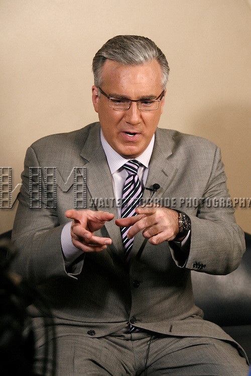 "Keith Olbermann.attending ""Defying Inequality: The Broadway Concert "" A Celebrity Benefit for Equal Rights"" at the Minskoff Theatre in New York City..February 23, 2009.© Walter McBride /"
