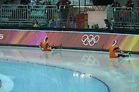 SCHAATSEN: TURIJN, Sven Kramer (NED), Olympische Spelen 2006, ©foto Martin de Jong