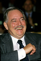 Montreal (Qc) CANADA, November 1994 File Photo -<br /> Parti Quebecois- (PQ) Leader Jacques Parizeau.<br /> <br /> Photo by Pierre Roussel /AQP