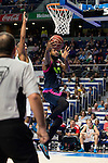 Movistar Estudiantes's XXX Zach Graham during Liga Endesa ACB at Barclays Center in Madrid, October 11, 2015.<br /> (ALTERPHOTOS/BorjaB.Hojas)