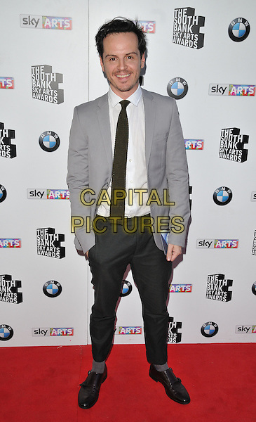 LONDON, ENGLAND - JUNE 07: Andrew Scott attends the South Bank Sky Arts Awards 2015, The Savoy Hotel, The Strand, on Sunday June 07, 2015 in London, England, UK. <br /> CAP/CAN<br /> &copy;CAN/Capital Pictures