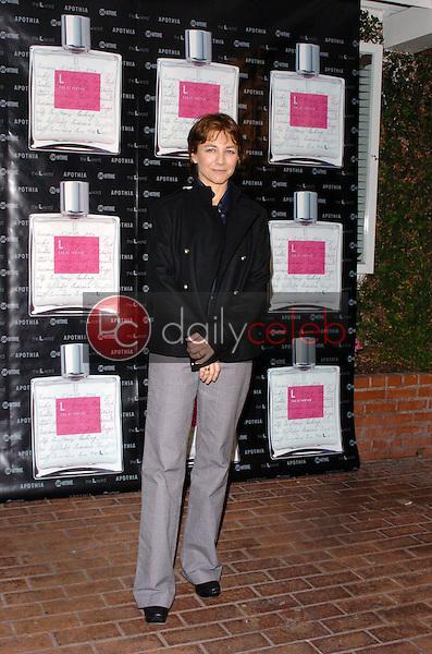 """Ilene Chaiken<br />at the launch of """"L eau de parfum"""". Fred Segal, Los Angeles, CA. 02-15-06<br />Scott Kirkland/DailyCeleb.Com 818-249-4998"""
