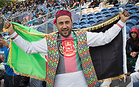 The Afghan fans enjoyed their day at Sophia Gardens during Afghanistan vs Sri Lanka, ICC World Cup Cricket at Sophia Gardens Cardiff on 4th June 2019