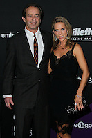 CULVER CITY, LOS ANGELES, CA, USA - FEBRUARY 27: Cheryl Hines, Robert F. Kennedy Jr at the 1st Annual unite4:humanity Presented by unite4:good and Variety held at Sony Pictures Studios on February 27, 2014 in Culver City, Los Angeles, California, United States. (Photo by Xavier Collin/Celebrity Monitor)