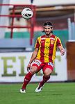 S&ouml;dert&auml;lje 2013-10-06 Fotboll Allsvenskan Syrianska FC - IF Elfsborg :  <br /> Syrianska 24 Haris Skenderovic i aktion <br /> (Foto: Kenta J&ouml;nsson) Nyckelord:  portr&auml;tt portrait