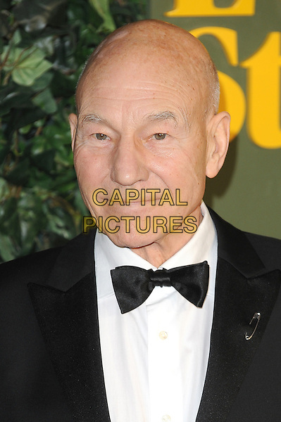 LONDON, ENGLAND - NOVEMBER 13: Patrick Stewart attends The London Evening Standard Theatre Awards at The Old Vic Theatre on November 13, 2016 in London, England.<br /> CAP/BEL<br /> &copy;BEL/Capital Pictures