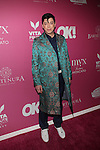 Designer Malan Breton Attends OK! Magazine's Annual 'SO SEXY' event in New York, toasting the City's sexiest celebrities of 2015 and NY's most-glamorous at HAUS Nightclub.