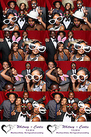 Whitney & Curtis Wedding Photo Booth 9/5/14