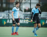 WASSENAAR - Hoofdklasse hockey heren, HGC-Bloemendaal (0-5)  Olivier van Tongeren (HGC)       COPYRIGHT KOEN SUYK