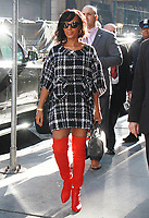 NEW YORK, NY - OCTOBER 5: Kerry Washington at Good Morning America in New York City on October 05, 2017. <br /> CAP/MPI/RW<br /> &copy;RW/MPI/Capital Pictures