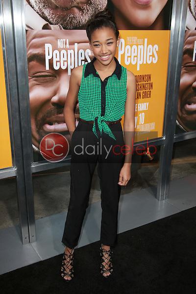 "Amanda Sternberg<br /> at the ""Peeples"" World Premiere, Arclight, Hollywood, CA 05-08-13<br /> David Edwards/Dailyceleb.com 818-249-4998"
