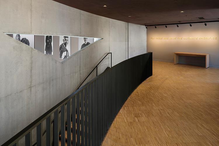 National Veteran's Memorial & Museum   Commissioning Client: Columbus Downtown Development Corporation
