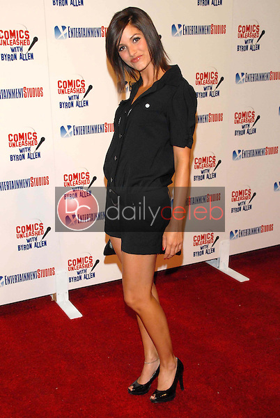 Kristen Holt<br />at the television premiere party for the show &quot;Comics Unleashed&quot;. Sunset Gower Studios Stage 9, Hollywood, CA. 09-25-06<br />Dave Edwards/DailyCeleb.com 818-249-4998