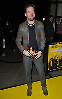 Ricky Wilson at the &quot;Glengarry Glen Ross&quot; press night, Playhouse Theatre, Northumberland Avenue, London, England, UK, on Thursday 09 November 2017.<br /> CAP/CAN<br /> &copy;CAN/Capital Pictures