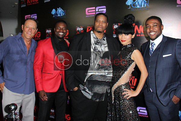 Chris Mulkey, Amin Joseph, R.L. Scott, Bai Ling, Sean Riggs<br />