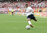 15 June 2006: Ashley Cole (ENG). England defeated Trinidad and Tobago 2-0 at the Frankenstadion in Nuremberg, Germany in match 19, a Group B first round game, of the 2006 FIFA World Cup.