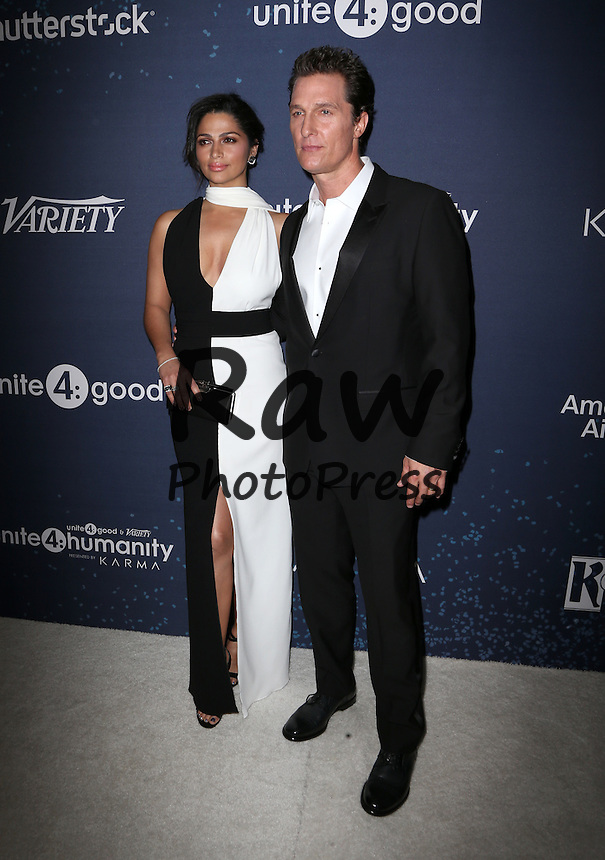La gala 'Unite4Humanity' se ha celebrado en Beverly Hills.<br /> <br /> Beverly Hills, CA - February 25 3rd Annual unite4:humanity at Montage Hotel On February 25, 2016. Photo Credit: Faye Sadou / Retna Ltd