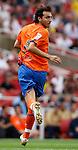 Valencia's Emiliano Moretti..Pic SPORTIMAGE/Simon Bellis