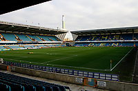A general view of the stadium during the Sky Bet Championship match between Millwall and Sheff United at The Den, London, England on 2 December 2017. Photo by Carlton Myrie / PRiME Media Images.