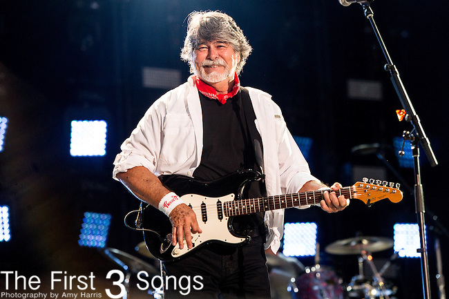Randy Owen of Alabama performs at LP Field during Day Four of the 2014 CMA Music Festival in Nashville, Tennessee.