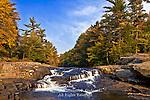 Tobyhanna Falls, Pocono Mountains, PA