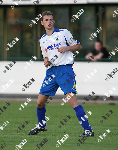 2008-07-23 / Voetbal / seizoen 2008 - 2009 / KSK Heist / Jan Hendrickx..Foto: Maarten Straetemans (SMB)