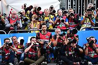 Picture by Alex Whitehead/SWpix.com - 28/09/2018 - Cycling 2018 Road Cycling World Championships Innsbruck-Tirol, Austria - Mens U23 Road Race - The photographers.