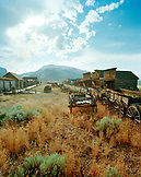 USA, Wyoming, Codyk, Old Trail Town