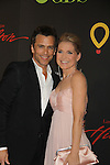 Scott and Melissa Reeves at the 38th Annual Daytime Entertainment Emmy Awards 2011 held on June 19, 2011 at the Las Vegas Hilton, Las Vegas, Nevada. (Photo by Sue Coflin/Max Photos)