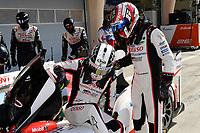 #6 TOYOTA GAZOO RACING (JPN) TOYOTA TS050 HYBRID LMP1 STEPHANE SARRAZIN (FRA) KAMUI KOBAYASHI (JPN)