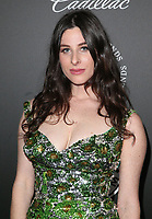 06 January 2018 - Santa Monica, California - Sasha Spielberg. The Art Of Elysium's 11th Annual Black Tie Artistic Experience HEAVEN Gala held at Barker Hangar. <br /> CAP/ADM/FS<br /> &copy;FS/ADM/Capital Pictures