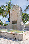 The Hurricane Monument memorializes the Veterand and civilians who perished in the 1935 hurricane.