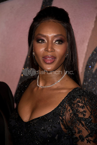 Naomi Campbell<br /> The Fashion Awards 2016 , arrivals at the Royal Albert Hall, London, England on December 05 2016.<br /> CAP/PL<br /> ©Phil Loftus/Capital Pictures /MediaPunch ***NORTH AND SOUTH AMERICAS ONLY***