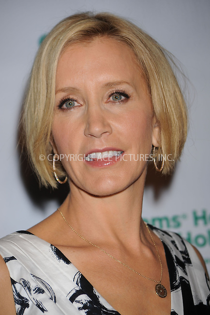 WWW.ACEPIXS.COM . . . . . ....October 6 2008, New York City....'Desperate Housewives' actress Felicity Huffman attends the 10th Anniversary of Iams 'Home 4 the Holidays' at Animal Haven on October 6, 2008 in New York City. ......Please byline: KRISTIN CALLAHAN - ACEPIXS.COM.. . . . . . ..Ace Pictures, Inc:  ..(646) 769 0430..e-mail: info@acepixs.com..web: http://www.acepixs.com
