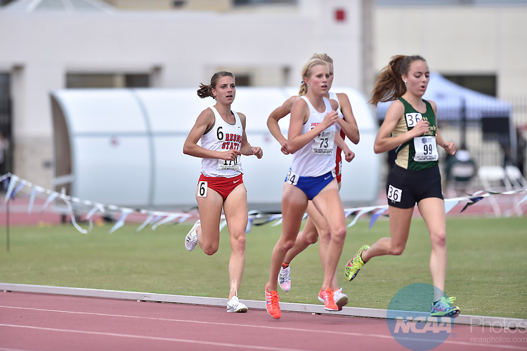 16 MAY 2015: The 2015 Mountain West Outdoor Track and Field Championship held at the San Diego State University Sports Deck in San Diego, CA. Justin Tafoya/NCAA Photos