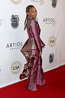 LOS ANGELES - JAN 30:  Eris Baker at the 35th Artios Awards at the Beverly Hilton Hotel on January 30, 2020 in Beverly Hills, CA