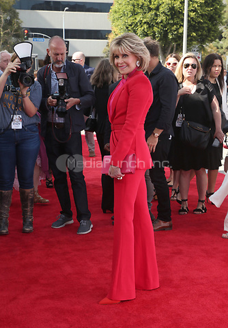 WESTWOOD, CA - MAY 6: Jane Fonda, at the premiere of Paramount Pictures' Book Club at the Regency Village Theatre in Westwood, California on May 6, 2018. Credit: Faye Sadou/MediaPunch