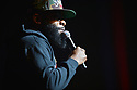 MIAMI, FL - DECEMBER 15: Comedian Chico Bean performs on stage during the 85 South improvs roasting and freestyles comedy show at James L. Knight Center on December 15, 2019 in Miami, Florida.  ( Photo by Johnny Louis / jlnphotography.com )